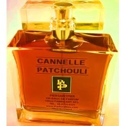 CANNELLE PATCHOULI - EAU DE PARFUM (Flacon Luxe 100ml / Sans Boite)