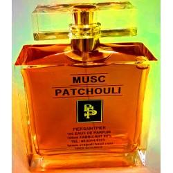MUSC PATCHOULI - EAU DE PARFUM (Flacon Luxe 100ml / Sans Boite)