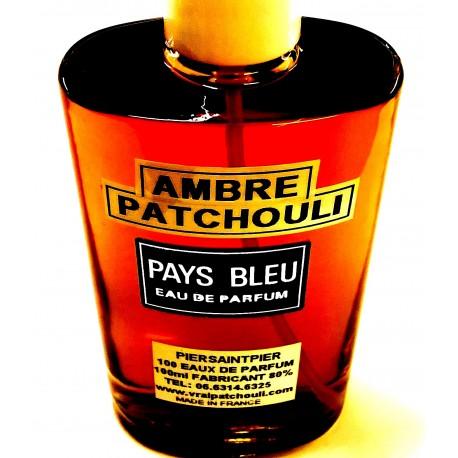 AMBRE PATCHOULI (Flacon Simple 100ml / Sans Boite)