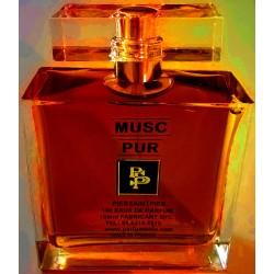 MUSC PUR - EAU DE PARFUM (Flacon Luxe 100ml / Sans Boite)