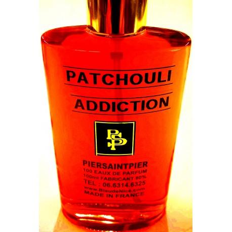 PATCHOULI ADDICTION - EAU DE PARFUM (Flacon Simple 100ml / Sans Boite)