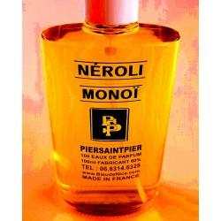 NÉROLI MONOÏ - EAU DE PARFUM (Flacon Simple 100ml / Sans Boite)