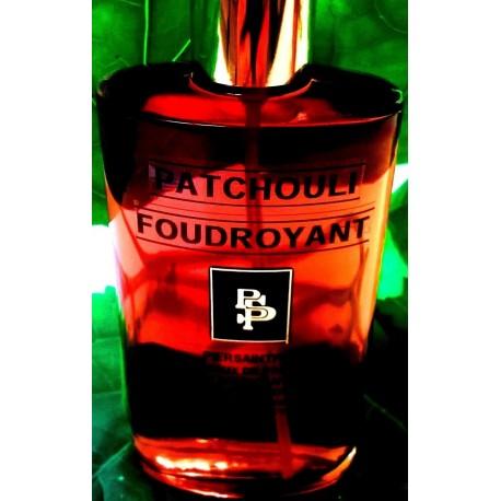 PATCHOULI FOUDROYANT - EAU DE PARFUM (Flacon Simple 100ml / Sans Boite)