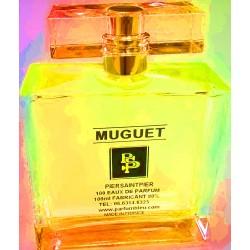 MUGUET - EAU DE PARFUM (Flacon Luxe 100ml / Sans Boite)