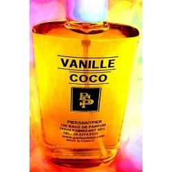 VANILLE COCO - EAU DE PARFUM (Flacon Simple 100ml / Sans Boite)