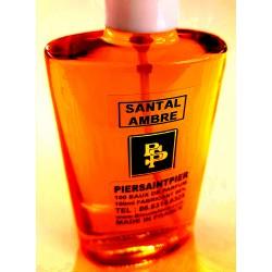 SANTAL AMBRE (FOR MEN) - EAU DE PARFUM (Flacon Simple 100ml / Sans Boite)