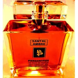 SANTAL AMBRE (FOR MEN) - EAU DE PARFUM (Flacon Luxe 100ml / Sans Boite)