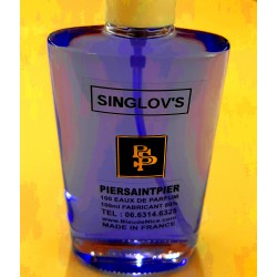 SINGLOV'S - EAU DE PARFUM (Flacon Simple 100ml)