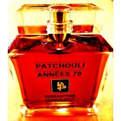 PATCHOULI ANNÉES 70 - EAU DE PARFUM (Flacon Luxe 100ml / Sans Boite)