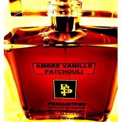 AMBRE VANILLE PATCHOULI - EAU DE PARFUM (Flacon Luxe 100ml / Sans Boite)