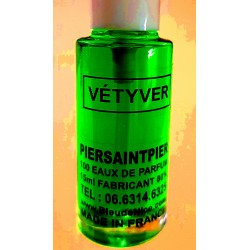 VÉTYVER - EAU DE PARFUM (Vapo / Sac / Testeur 15ml)