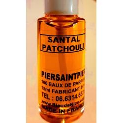 SANTAL PATCHOULI (Vapo / Sac / Testeur)