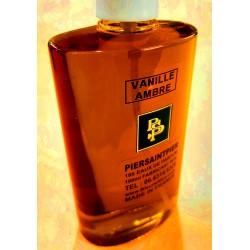 VANILLE AMBRE - EAU DE PARFUM (Flacon Simple 100ml / Sans Boite)