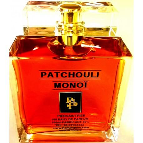 PATCHOULI MONOÏ - EAU DE PARFUM (Flacon Luxe 100ml / Sans Boite)