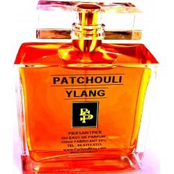 PATCHOULI YLANG - EAU DE PARFUM (Flacon Luxe 100ml / Sans Boite)