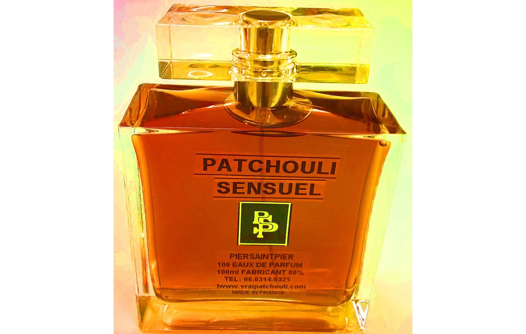 PATCHOULI SENSUEL (Flacon Luxe / Sans Boite)