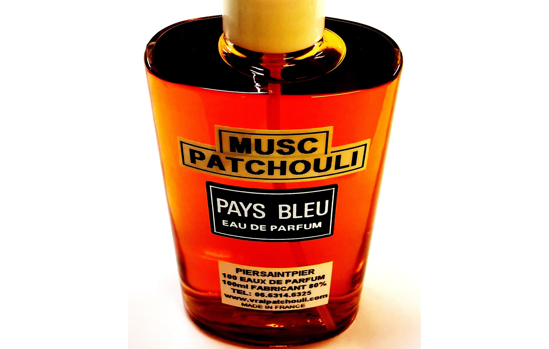 MUSC PATCHOULI (Flacon Simple / Sans Boite)