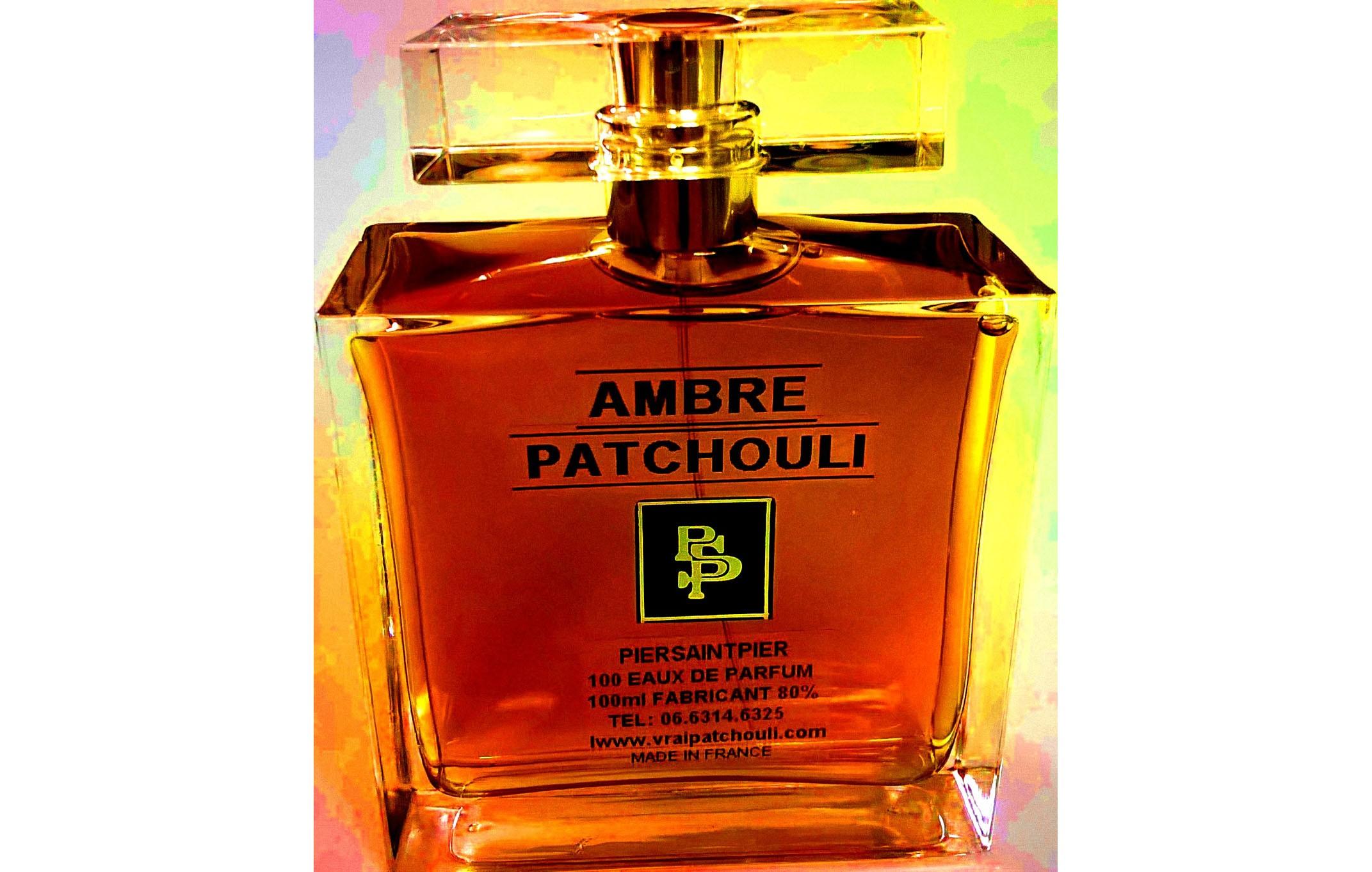 AMBRE PATCHOULI (Flacon Luxe / Sans Boite)