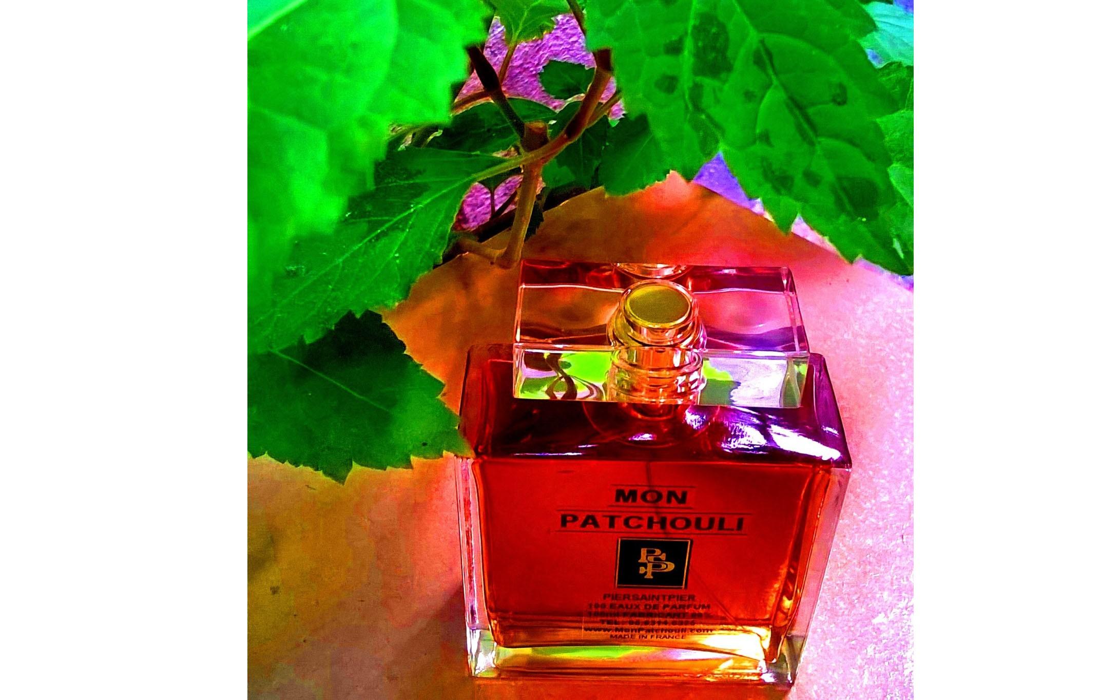 MON PATCHOULI (Flacon Luxe / Sans Boite)
