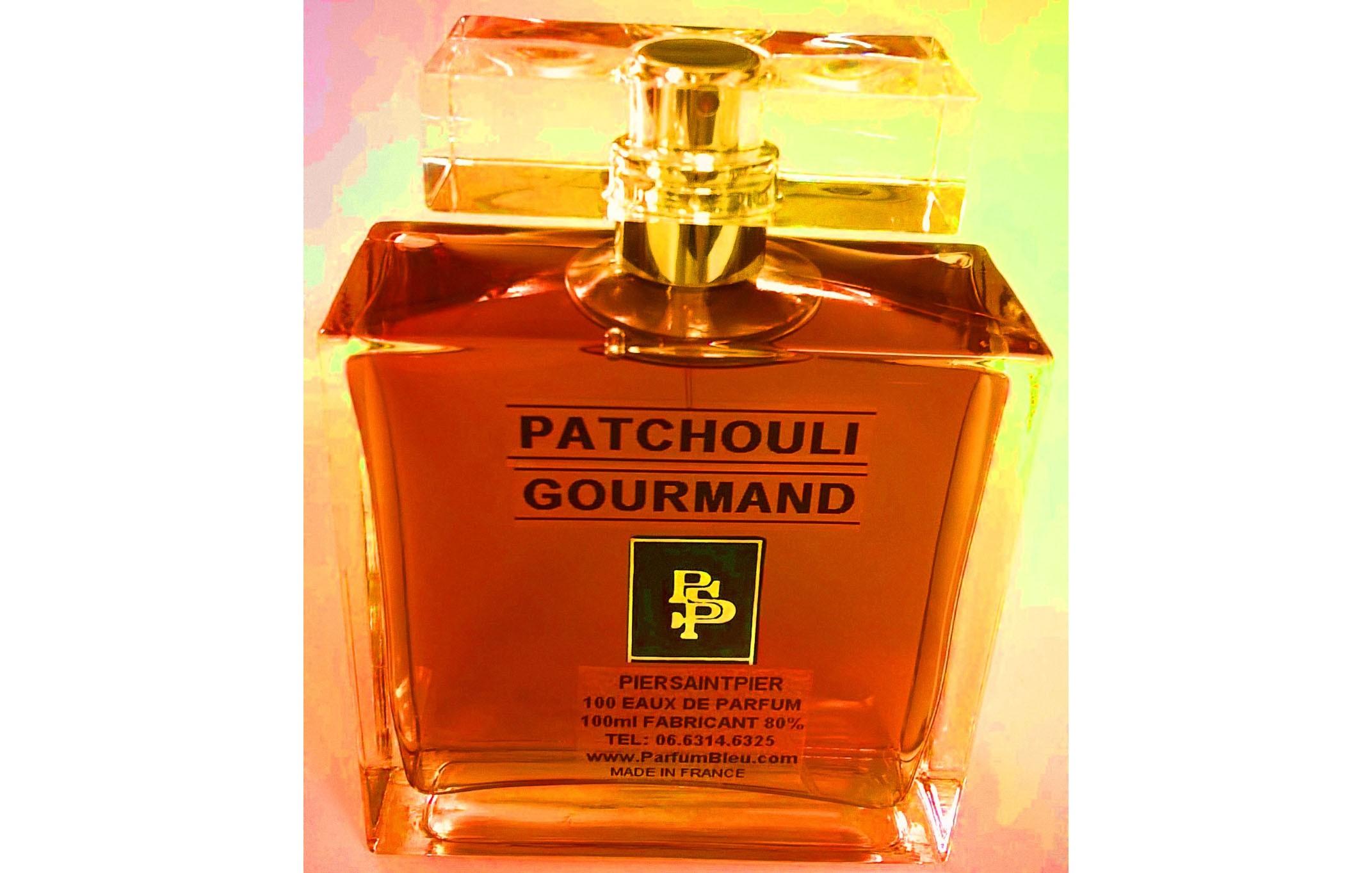 PATCHOULI GOURMAND (Flacon Luxe / Sans Boite)