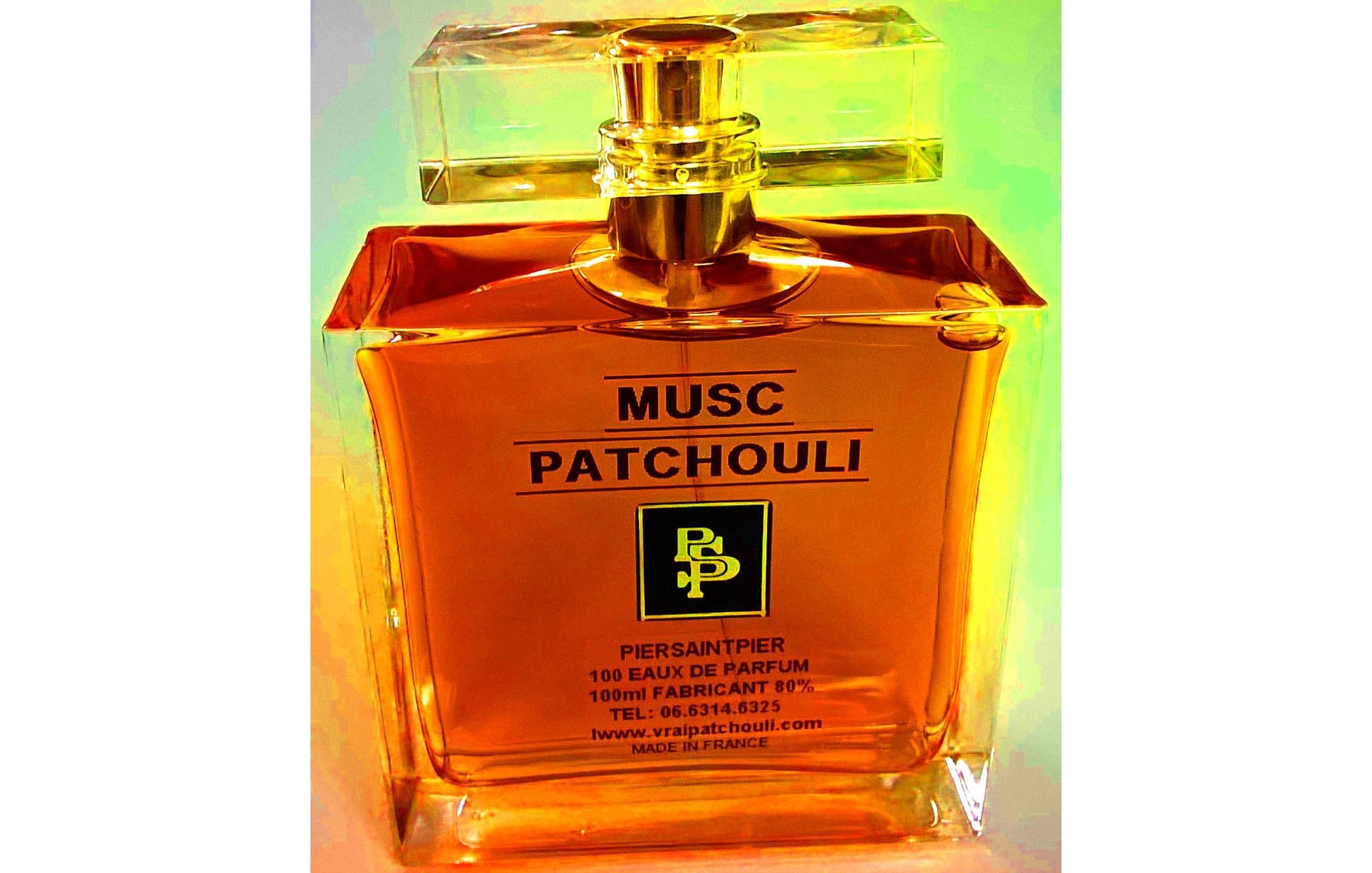 MUSC PATCHOULI (Flacon Luxe / Sans Boite)