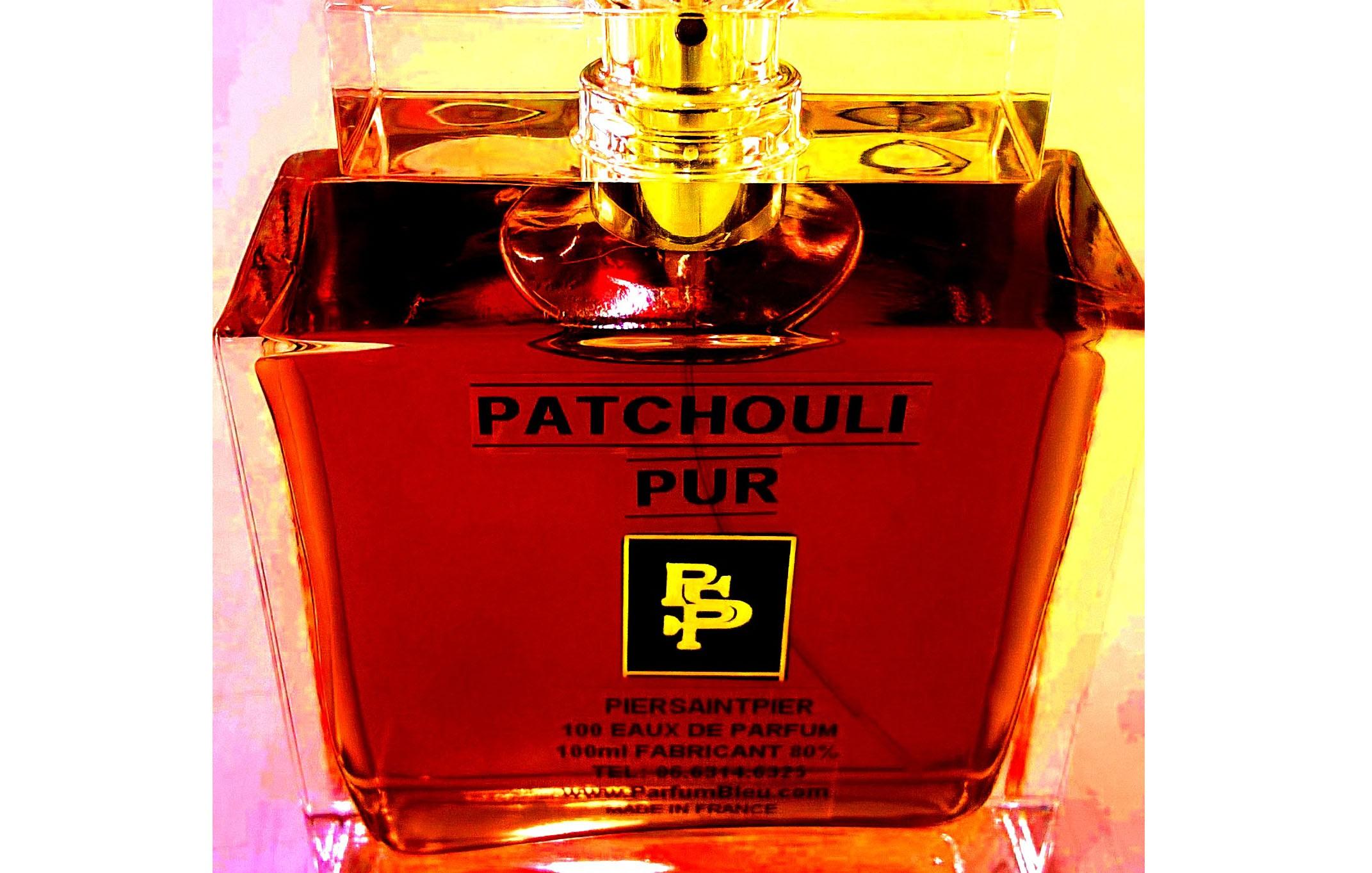 PATCHOULI PUR (Flacon Luxe / Sans Boite)